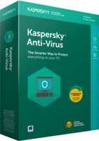 Kaspersky Anti-Virus Coupon 15% Off