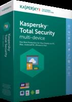 Kaspersky Lab (Africa) Kaspersky Total Security Coupon