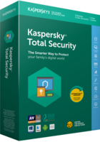 15 Percent – Kaspersky Total Security