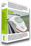 Kazaa Acceleration Patch Coupon – 35% OFF