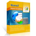 Kernel Migrator for Exchange ( 251 – 500 Mailboxes ) – 15% Discount