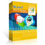 KernelApps Pvt. Ltd. Kernel Office365 Migrator for GroupWise – Corporate License Coupon