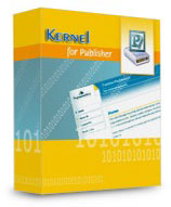 Amazing Kernel Recovery for Publisher – Technician License Coupon