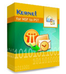 Exclusive Kernel for Lotus Notes to Outlook – Corporate License Coupon Code