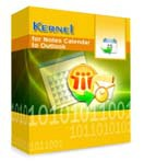 Kernel for Notes Calendar to Outlook – Technician License – Exclusive Discount