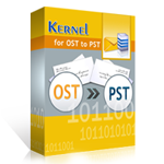 Kernel for OST to PST – Personal License – 15% Sale