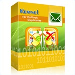 Kernel for Outlook Duplicates – 10 User License Pack Coupon Sale