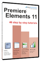 KeyTutorials Premiere Elements 11 Coupon 15%