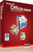 Kingsoft Office 2009 – 15% Off
