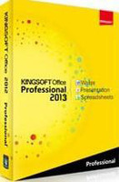 Kingsoft Office 2013 Professional – 15% Off