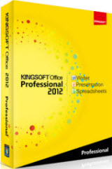 Kingsoft Office Suite Professional 2013 Coupon Code – $20 OFF