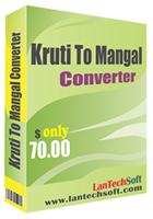 Kruti to Mangal Converter Coupon