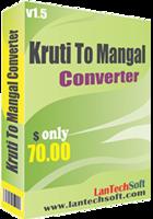 LantechSoft Kruti to Mangal Converter Coupon