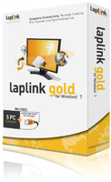 Laplink Software Inc Laplink Gold for Windows 7 Coupon