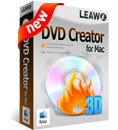 Leawo DVD Creator for Mac New Coupon Code