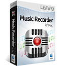 Leawo Music Recorder for Mac Coupon