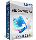 Leawo Video Converter for Mac Coupon