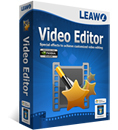 Leawo Video Editor Coupon