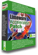 35% LimeWire Acceleration Patch Coupon Code
