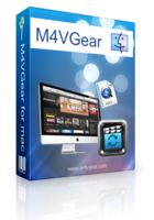 M4VGear DRM Media Converter for Mac – Exclusive 15% Off Discount