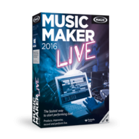 15% MAGIX Music Maker 2016 Live Coupon