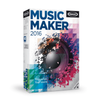 MAGIX Music Maker 2016 Coupons 15%