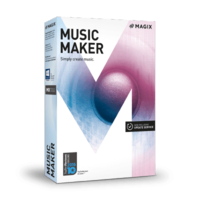 Magix MAGIX Music Maker – Latest Version Coupon Sale