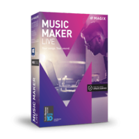 MAGIX Music Maker Live – Latest Version Coupon