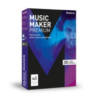Exclusive MAGIX Music Maker Premium – Latest Version Coupon Sale