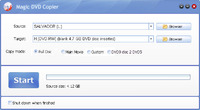 15% – Magic DVD Copier (Full License+1 Year Upgrades)