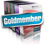 CoolRecordEdit Inc. MEFMedia Goldmember (Unlimited access subscription) Coupon
