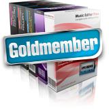 CoolRecordEdit Inc. MEFMedia Goldmember (Unlimited access subscription) Coupon
