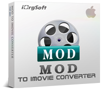 MOD to iMovie Converter Coupon Code – 50%