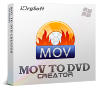 MOV to DVD Creator Coupon – 40%