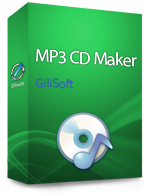 MP3 CD Maker  – 1 PC / 1 Year free update – 15% Off
