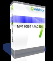 MP4 H264 / AAC SDK – One Developer Coupon
