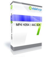 MP4 H264 / AAC SDK – One Developer Coupon