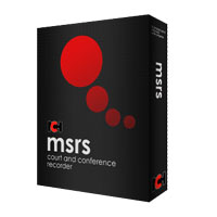 MSRS Court and Conference Recorder Coupon – 30%