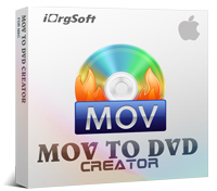 Mac MOV to DVD Creator Coupon – 40%