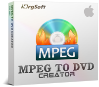 Mac MPEG to DVD Creator Coupon Code – 50%