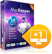 MacKeeper Basic – License for 1 Mac – Exclusive Discount