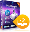 Exclusive MacKeeper Standard – License for 2 Macs Coupon Sale