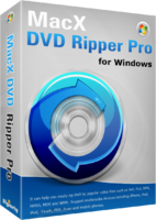 MacX DVD Ripper Pro for Windows (Personal License) Coupon Code