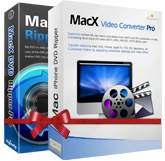 MacX DVD Video Converter Pro Pack (Personal License) Coupons