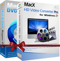MacX DVD Video Converter Pro Pack for Windows – Exclusive Coupon