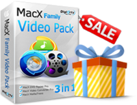 MacX Family Video Pack Coupon