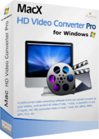 Digiarty Software Inc. MacX HD Video Converter Pro for Windows (1 Year License) Coupon Sale