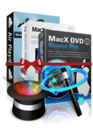 Digiarty Software MacX Holiday Gift Pack (for Windows) Coupon Sale