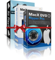 Digiarty Software MacX Holiday Gift Pack Coupon