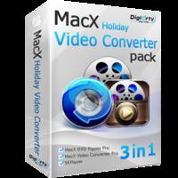 MacX Holiday Gift Pack Coupon Code